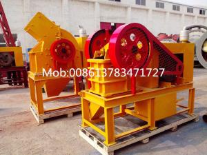 China portable hammer crusher with diesel engine on sale