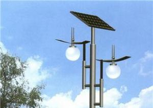 China IP65 12V 30W Solar Garden Street Light Energy Saving Stable Performance High Grade on sale