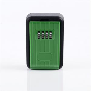 China High Security Push Button Car Key Lock Box Corrosion Resistance 4 Digit Code on sale