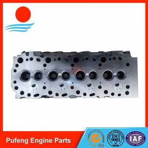 China Toyota Hilux/Land Cruiser Prado Cast Iron Cylinder Head 5L 11101-54150 on sale