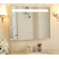 Bathroom lighted mirror with bluetooth function
