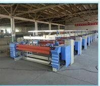 China Flexible Rapier Weaving Machine Rapier Loom With Electronic Jacquard  on sale