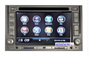 China Estéreo de SatNav dos multimédios do iLoad i800 Starex do iMax de Hyundai H1 do jogador do carro DVD GPS on sale