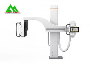 China U Shaped Frame Digital Medical X Ray Equipment High Frequency Floor Mounted on sale