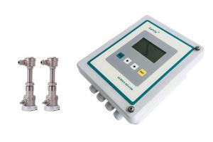 China High Accuracy Doppler Ultrasonic Flow Meter , Insertion Ultrasonic Flow Meter on sale