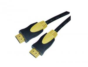 China Red / Gray 3D Ready HDMI 1.4v Cable 1080i , 1080p High Speed 10.2Gbps on sale
