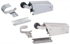 China Soft Type Cold Room Door Latch Automatic Swing Gate Opener  High Pressure Die Cast Zinc on sale