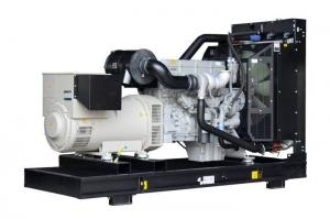 Quality Reliable / Durable Perkins Diesel Generator , Low Emissions 60kva Diesel Generator for sale