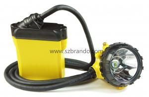 China Safety miner cap lamp, KL12LM corded lamp on sale