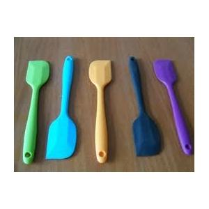 China Low Temperature Resistant Unbreakable Silicone Spoon, Silicon Kitchenware Cooking Utensils on sale