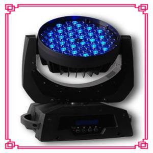 China 3 Watt Moving Head LED Stage Lighting 11/15ch AC 90-240V Theatre Spotlights on sale