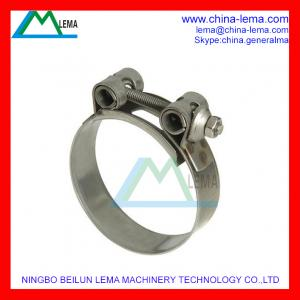 China Stainless Steel Strength Hose Clamp on sale
