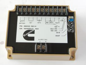 China 3062322 Cummins Speed Controller/Speed Control Unit/Electronic Governor  on sale