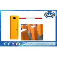 Aluminium Alloy Arm Toll Parking Barrier Gate Highway For Underground Parking Lot