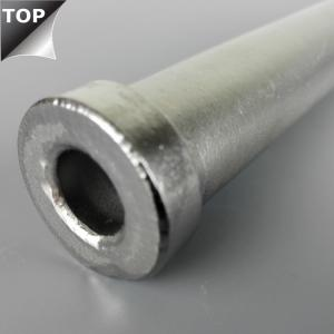 China Good Tenacity Thermocouple Protective Thermowell Tube Silver And Grey Color on sale