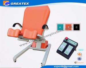 China Portable Dental Chair Obstetric Table Low Voltage DC Motor Drive on sale