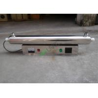 UV Water Sterilizer Water Treatment Plant Accessories for Reverse Osmosis Plant