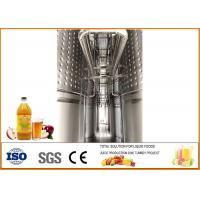 turnkey automatic Apple cider vinegar production line