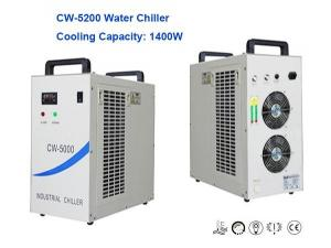 China CW5200 Laser water chiller on sale