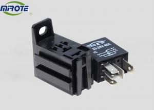 China 1078690 225289 Micro Mini Automotive Micro Relay  , 24v 40a 5 Prong Relay With Matching Socket 85920-2680/156700-2330 on sale