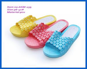 45ff5f4a930 Fashion ladies PCU slippers new colloection of woman slippers ASM ...