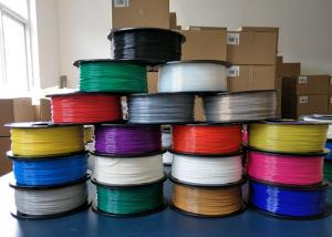 China 1.75mm 3.00mm High Quality 3D Printer PLA ABS Filament Full Colors on sale