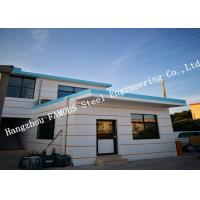 House Apartment Easily Assembled Prefab Steel Buildings Complete Modular Designed