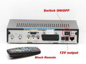 China Satellite TV Receiver, Satellite Receiver,DVB-S DM500S on sale