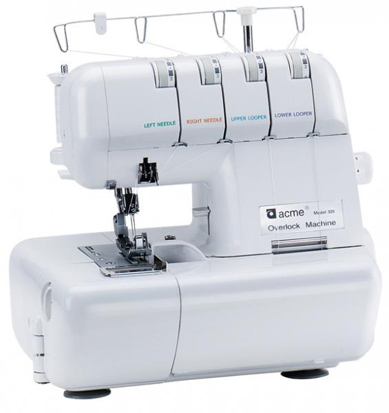 MultFunction Domestic Household Overlock Sewing Machine Acme 40 Impressive Acme Sewing Machine