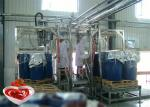 Tomato Jam Vegetable Processing Line High Efficiency 2.2kw Power CE Certification
