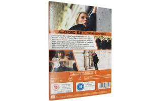 Homeland Season 7 DVD Movie TV Show DVD Thriller Suspense Drama