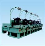 wire drawing machine for welding electrode production line