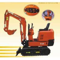 Mini Excavator TE08 (0.8tons) Yanmar Engine