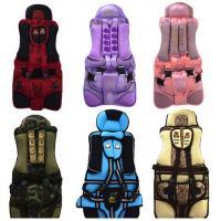 29*70cm Safest Infant Car Seat , Oxford Fabric Sponge Safest Car Seat For 4 Year Old