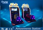 China Coin Pusher 1 Player Simulator Arcade Racing Game Machine Recreation Equipment wholesale