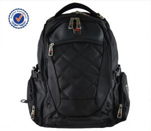 China Backpack with laptop pockets on sale