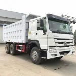 Howo 6x4 Manual Transmission Diesel 20cbm Heavy Duty Dump Truck