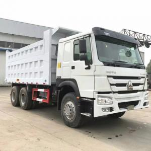China Howo 6x4 Manual Transmission Diesel 20cbm Heavy Duty Dump Truck on sale