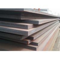 Carbon Hot Rolled Plate Steel Thickness 6mm - 300mm ASTM JIS EN Standard