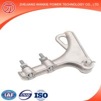 China Overhead Line Fittings/NLD Malleable Galvanized Iron Strain Clamp on sale
