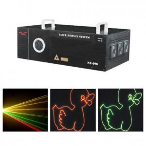 China NE-090 RGY Flash Color Laser Light on sale