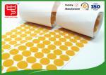 Cor adesiva pegajosa material de nylon dos pontos do gancho e do laço vária para alguma aplicação