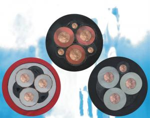 China XLPE Insulated flexible power cable/flexible cable on sale