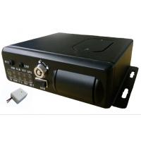 Car / truck / bus H.264 3G live video 4CH SD Card Mobile Vehicle DVR with GPS WIFI