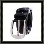Stigmatisez la ceinture «Fuliter» 079 ceintures en cuir véritables d'hommes de vache bonne qualité