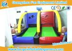 Rugby Inflatable Sport Games Goal Post Shoot Out Games With Waterproof Material