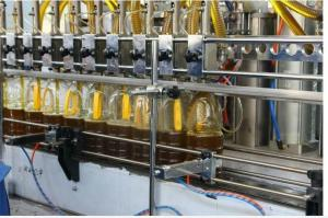 China Vegetable Oil Bottling Machine/Equipment/Production Line on sale