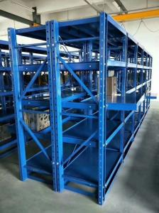 China Drawer Racking Mould Rack Tool Storage Rack Warehouse Storage Q235 BSCI AND NSF on sale