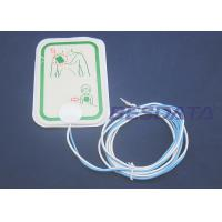 Multi Function AED Defibrillator Pads Compatible For All Kinds Simulation Defibrillator