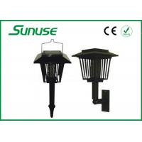 Multifunctional Portable 800V LED solar mosquito killer lamp For Outdoor / Home